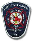 Albany Airport Patch