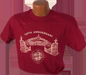 125th Anniversary Tee Shirt